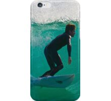 Surfing the Green Dream - iPhone case iPhone Case/Skin