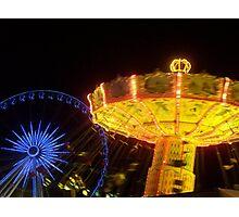 Fun Fair Photographic Print