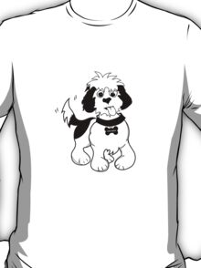 Sneaker the Dog T-Shirt