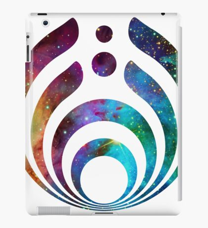 bass nebula  iPad Case/Skin