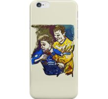 Big Dunc iPhone Case/Skin