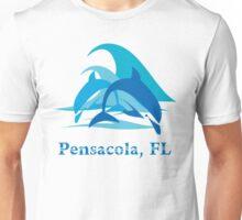 Beach Theme Pensacola Florida Unisex T-Shirt