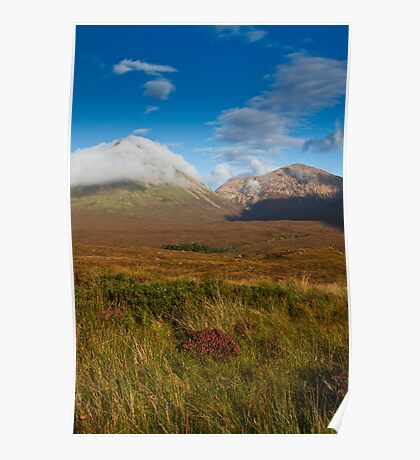 The Cuillins, Isle of Skye Poster