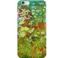 Floral Garden iPhone Case/Skin