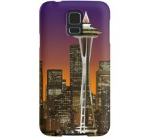 The Glow Of Seattle iPhone case. Samsung Galaxy Case/Skin