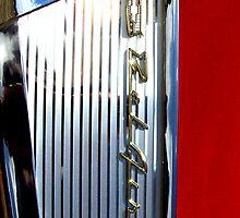 Chevy Belair by RedB