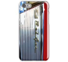 Chevy Belair iPhone Case/Skin