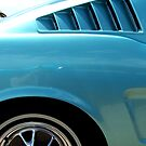 Classic Mustang by RedB