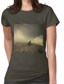THE PIANIST Womens Fitted T-Shirt