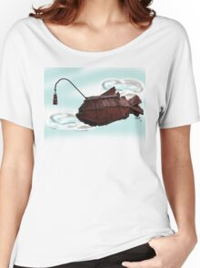 Steampunk Angler Fish Women's Relaxed Fit T-Shirt