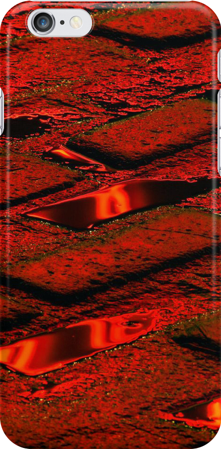 Liquid Color iPhone case.  by Todd Rollins