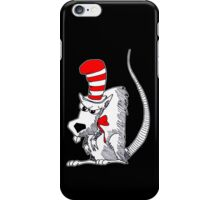 The Rat in the Hat  iPhone Case/Skin
