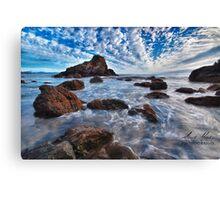 View at Muir Beach, San Francisco Canvas Print