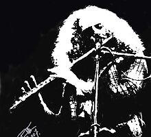 Ian Anderson JethroTull by rininci