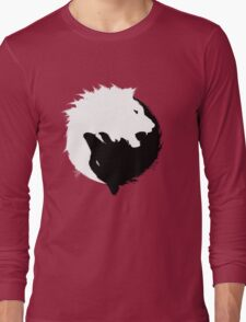 The Wolf and The Lion Long Sleeve T-Shirt
