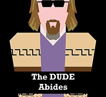 "Jeff ""the Dude"" Lebowski by theJemmer"