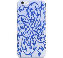 Celtic Inspiration Blue iPhone Case/Skin