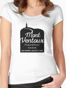The Giant Of Provence Women's Fitted Scoop T-Shirt