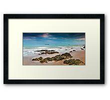 Emerald Dawn Framed Print