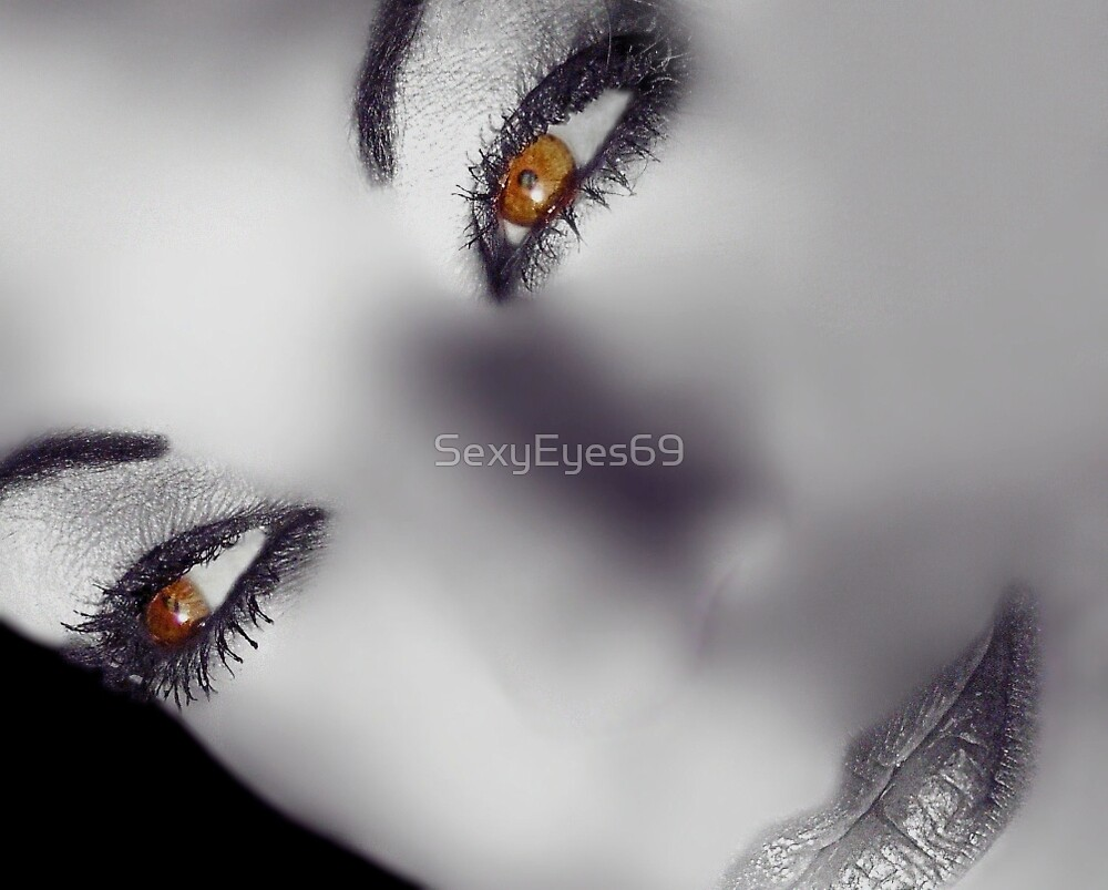Brown Eyed Girl by SexyEyes69