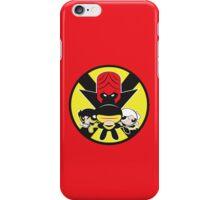 Chemical X-Men iPhone Case/Skin
