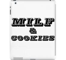 MILF & Cookies iPad Case/Skin