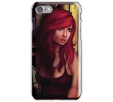She's Pretty as a Picture  iPhone Case/Skin