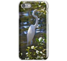 Great Egret  - iPhone case iPhone Case/Skin