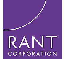 RANT Corporation Photographic Print