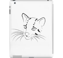 Ocelot iPad Case/Skin