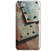 iPhone Case - Bolts and Rivets iPhone Case/Skin