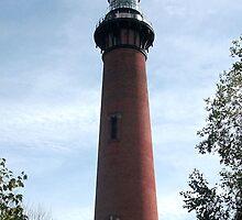 Currituck Beach Lighthouse (iPhone) by Sandy Woolard