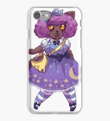 Halloween Lolitas: Werewolf iPhone Case/Skin