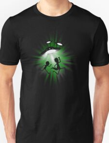 Run morty .. barpppp !! run ! Unisex T-Shirt