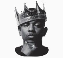 Kendrick Lamar by Robman313