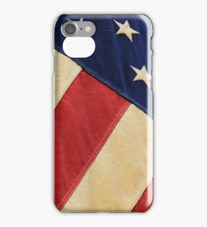 American Flag iPhone Case iPhone Case/Skin