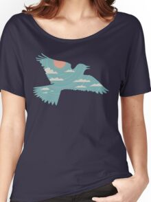 Skylark Women's Relaxed Fit T-Shirt
