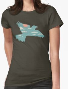 Skylark Womens Fitted T-Shirt
