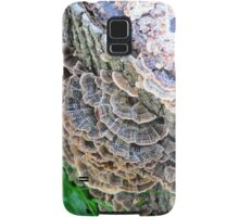 Turkey Tails Samsung Galaxy Case/Skin
