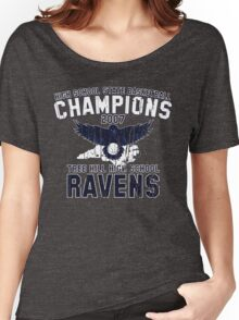 Tree Hill High School Basketball Champions Women's Relaxed Fit T-Shirt