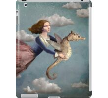 Voyage in the sky iPad Case/Skin