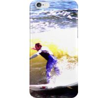 Surfer iPhone case2 iPhone Case/Skin