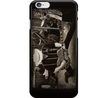 Walkin the Line - iPhone Case iPhone Case/Skin