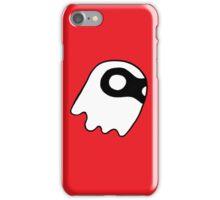 Bandit Ghost - no logo iPhone Case/Skin