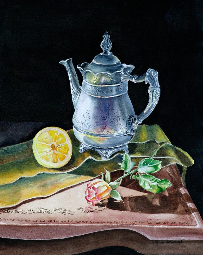Love, Light, Lemon! by Irina Sztukowski