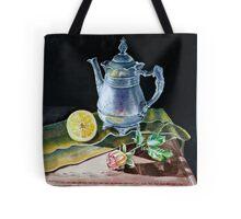 Love, Light, Lemon! Tote Bag