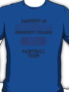 Greendale paintball team T-Shirt