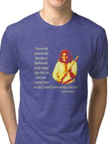 Geronimo II Tri-blend T-Shirt