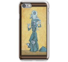 Quick Hitchers iPhone Case/Skin