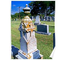 Chapel Point Gravestone Poster